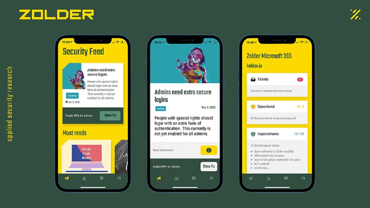 Zolder.App entra in versione beta pubblica al CES 2021 thumbnail