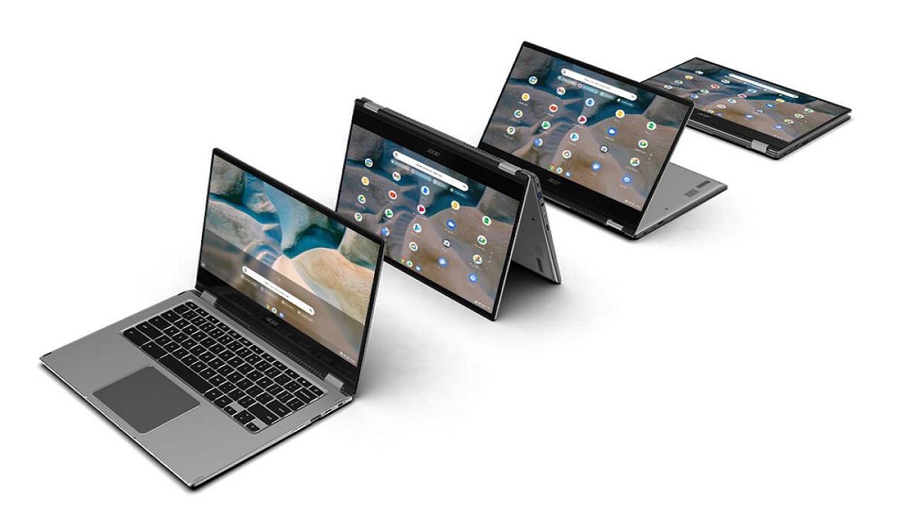 Chromebook Spin 514 è il primo Acer con processori AMDRyzen e grafica Radeon thumbnail