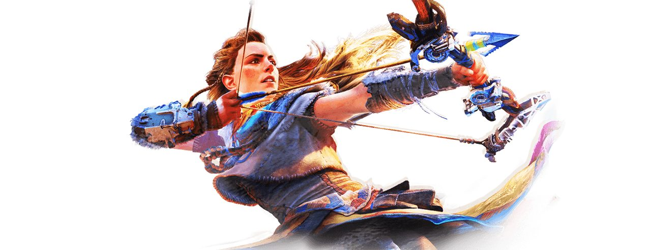 aloy donne protagoniste nei videogiochi