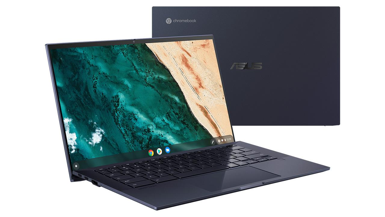 Chromebook e laptop dedicati alla scuola, le novità di Asus al CES 2021 thumbnail
