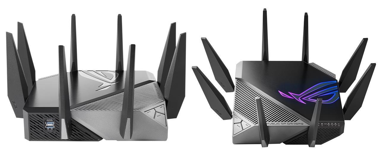 asus rog router wifi 6e GT-AXE11000