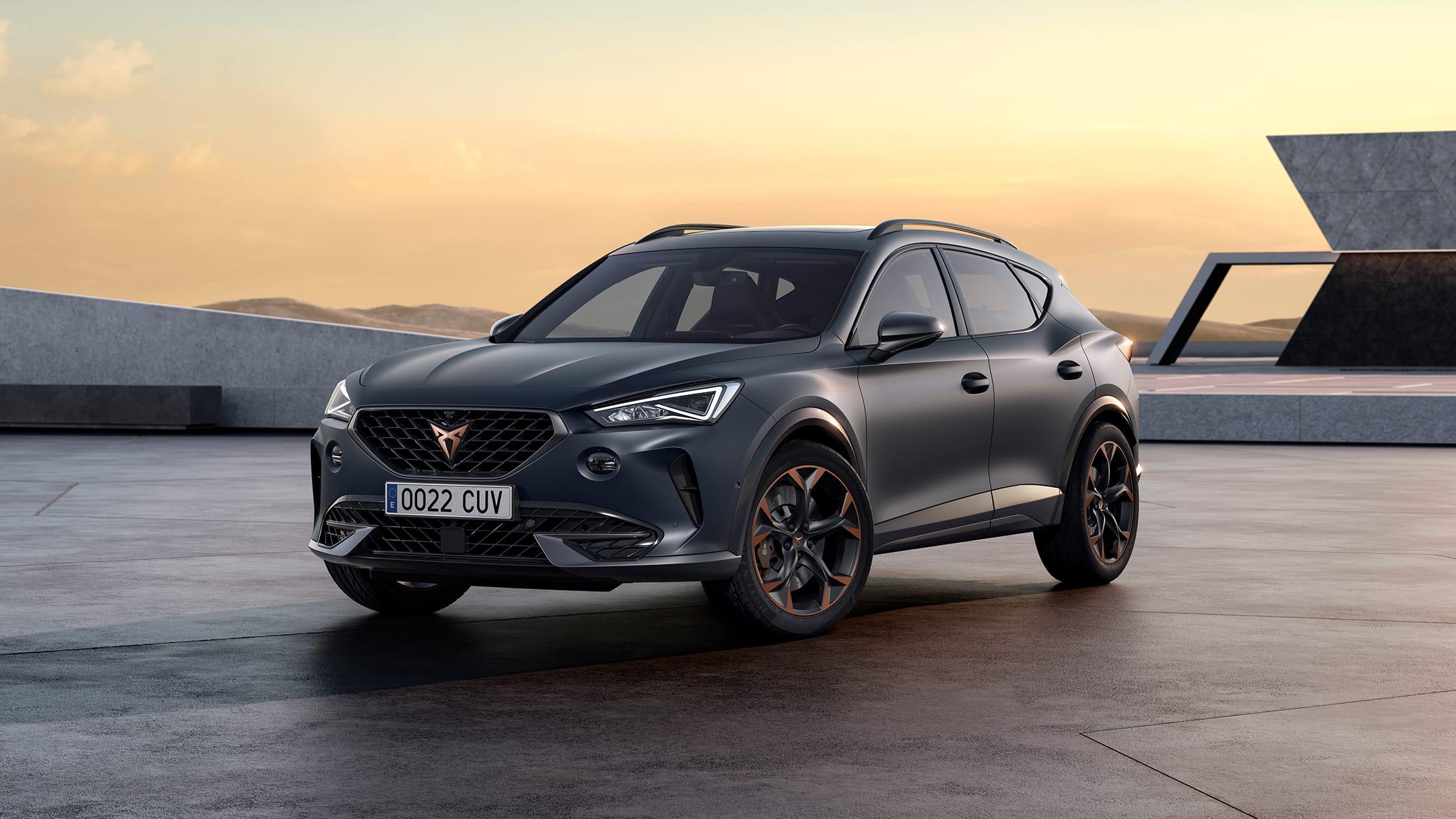 auto dell'anno 2021 cupra formentor