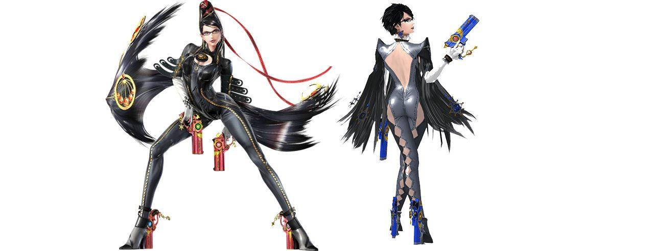personaggi femminili nei videogiochi bayonetta