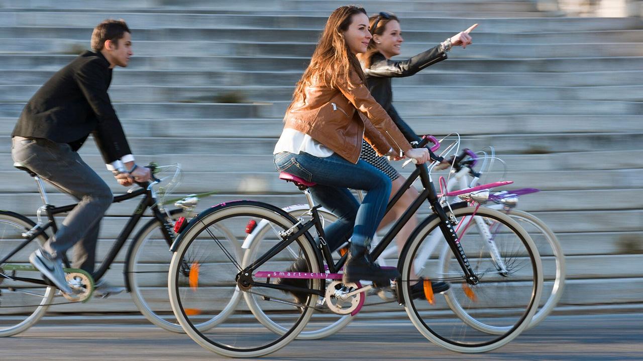 Ci sono sempre più biciclette in Italia thumbnail