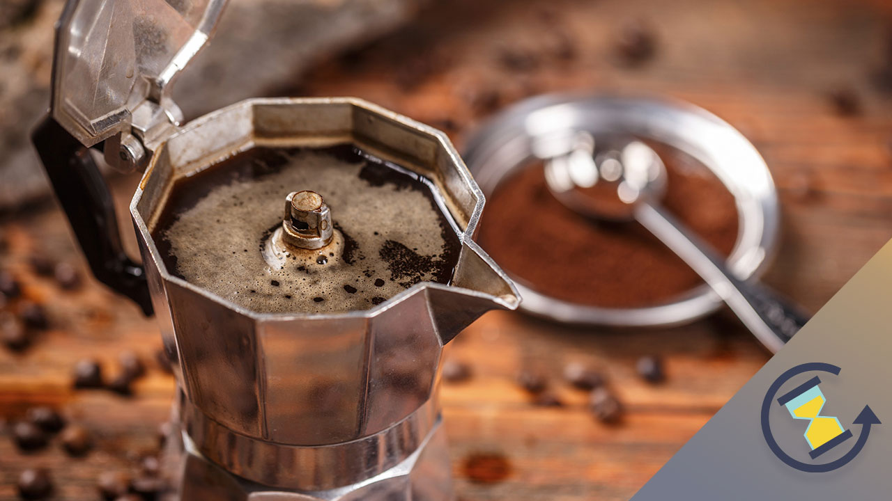 Come è cambiata: dalla caffettiera alle macchine da caffé automatiche thumbnail