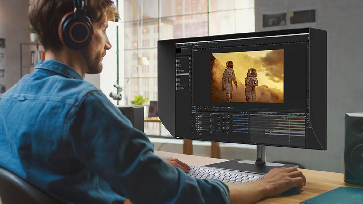 ViewSonic presenta i nuovi monitor ColorPro 8K e 4K thumbnail