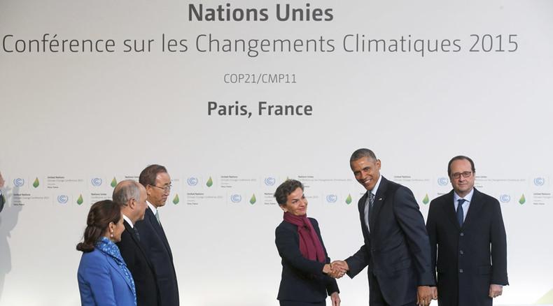 comitato scientifico Biden accordi Parigi clima