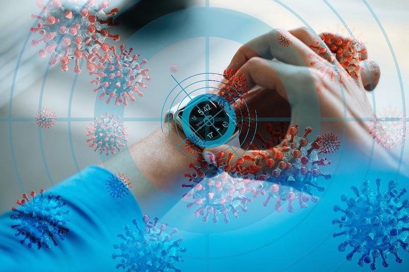 covid-19 intelligenza artificiale smartwatch