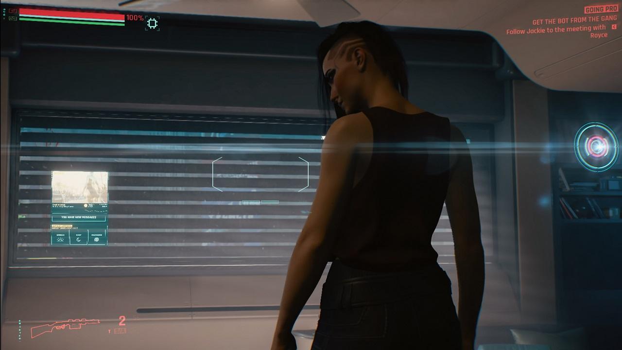 Il nuovo aggiornamento di Cyberpunk 2077 porta con sé anche un nuovo bug thumbnail