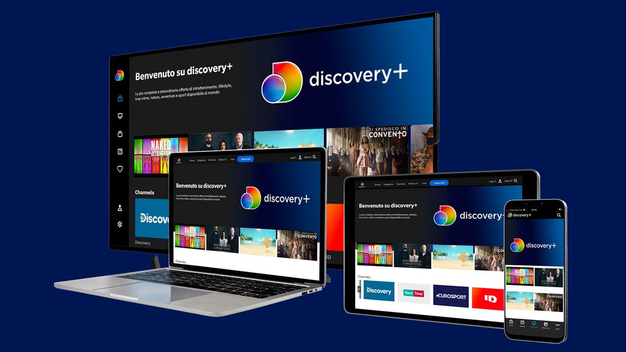 Discovery e Vodafone stringono un accordo che comprende Discovery+, Eurosport e le Olimpiadi thumbnail