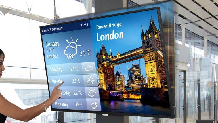 display touchscreen lg displax