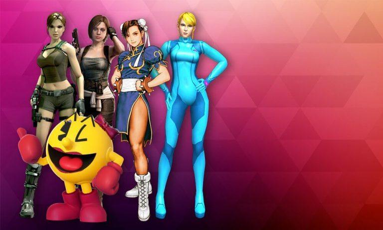 donne protagoniste nei videogiochi