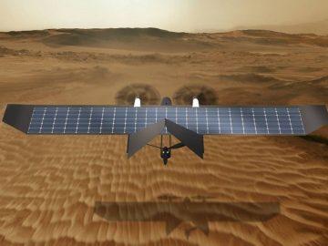 Un drone italiano per l'esplorazione di Marte