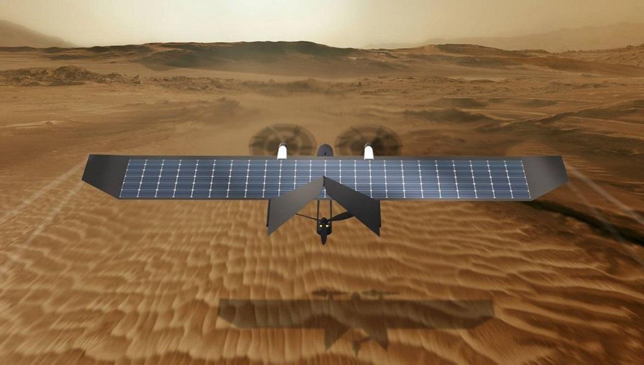 Un drone italiano per l'esplorazione futura di Marte thumbnail