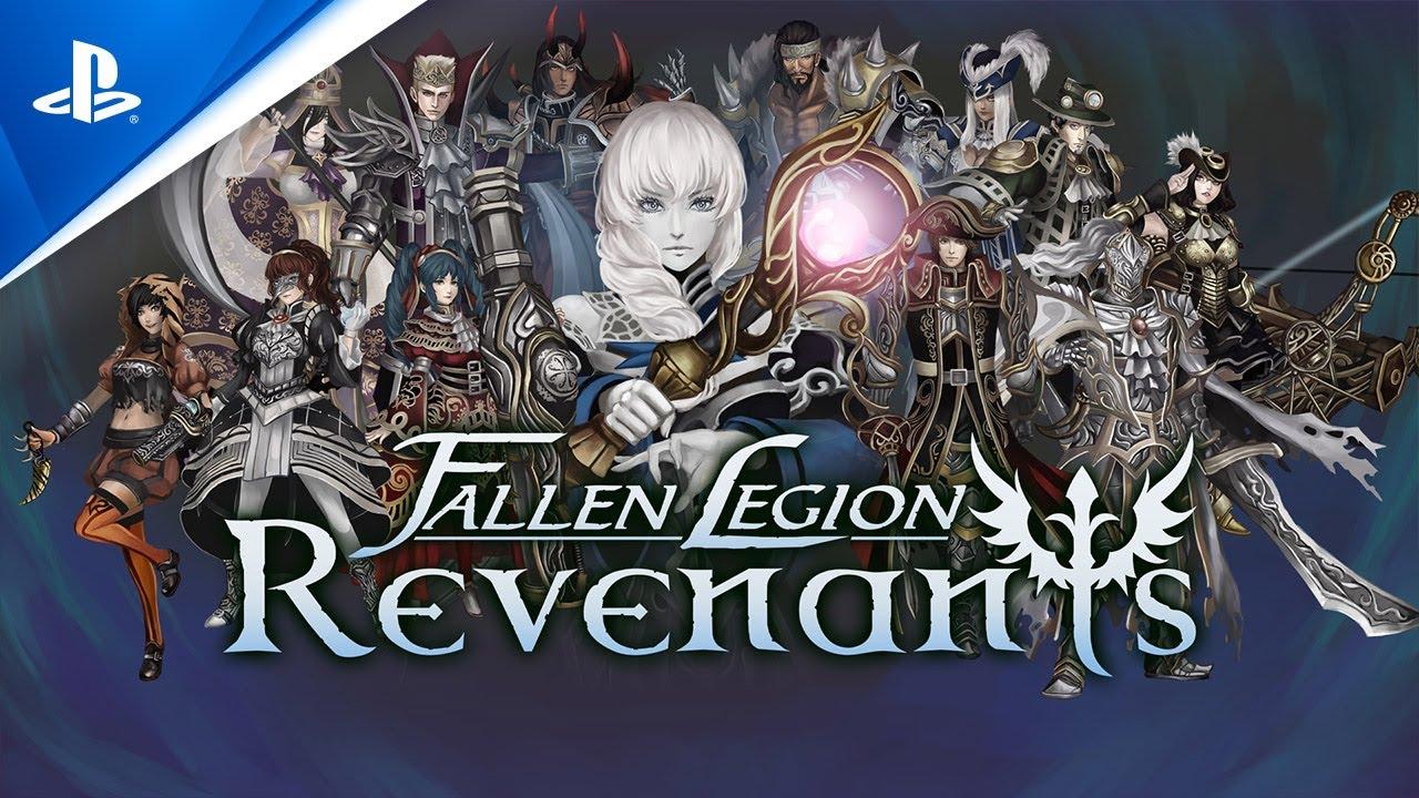 Disponibile la demo gratuita di Fallen Legion Revenants thumbnail