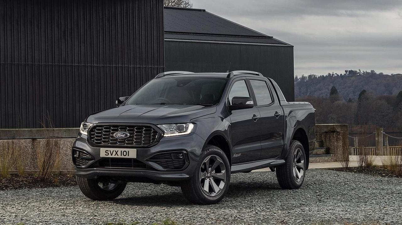 Ford Ranger: presentato il nuovo allestimento MS-RT thumbnail