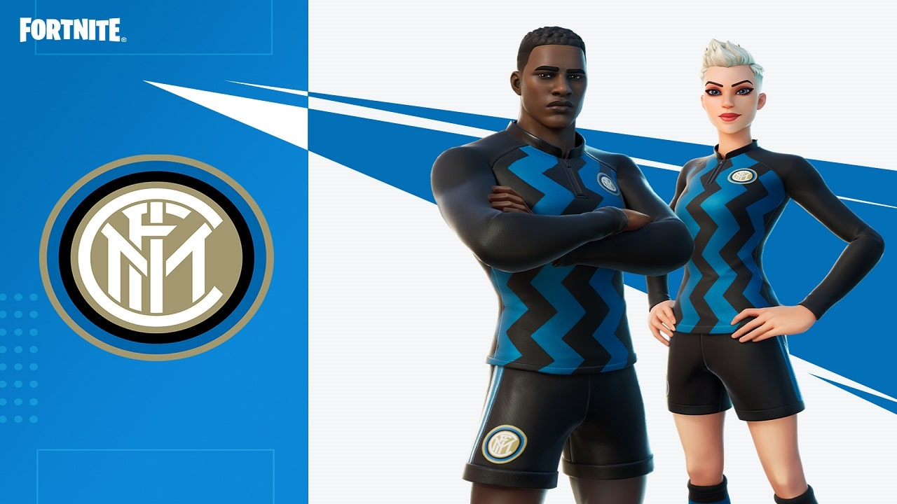 L'Inter arriva su Fortnite thumbnail