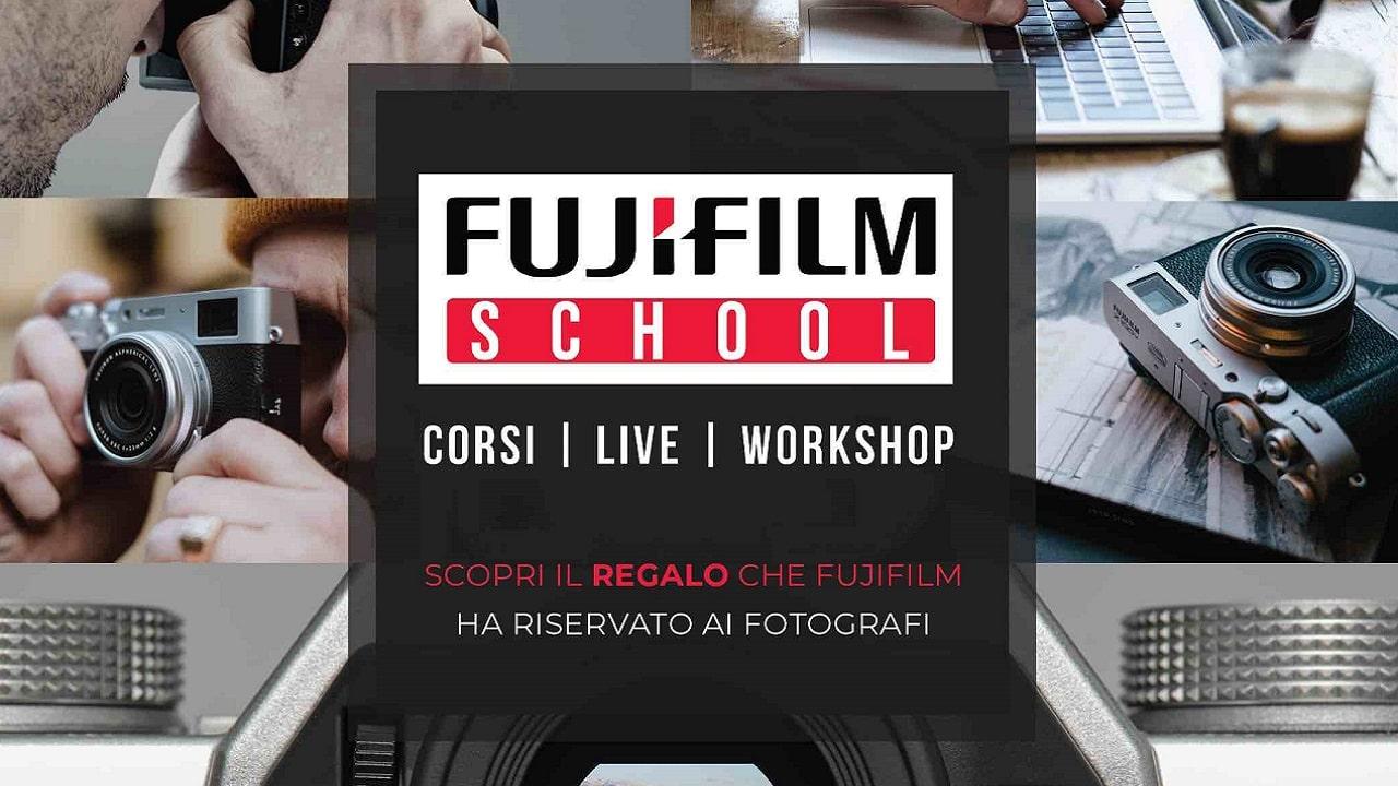 Fujifilm School: corsi online gratuiti di fotografia e imaging thumbnail