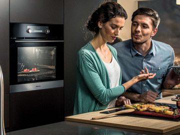 uomo donna forno hisense 2020 cucina