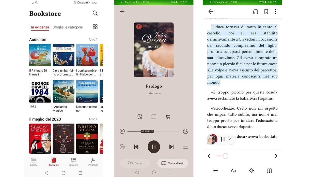 Arriva Huawei Books, la libreria digitale per chi ama leggere thumbnail