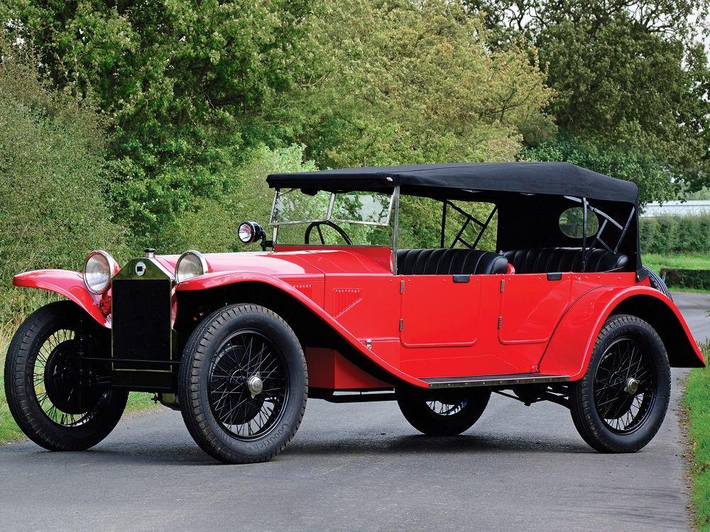 Lancia Lambda 1927