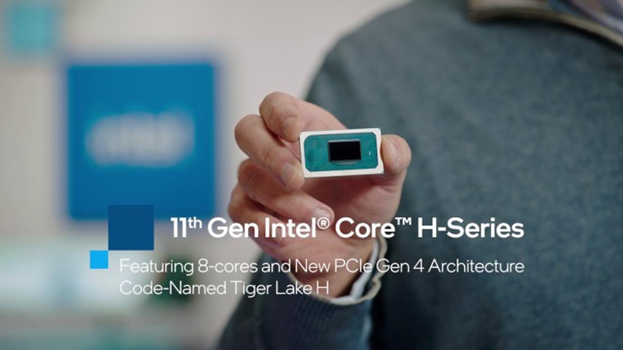 intel core h-series 8 core