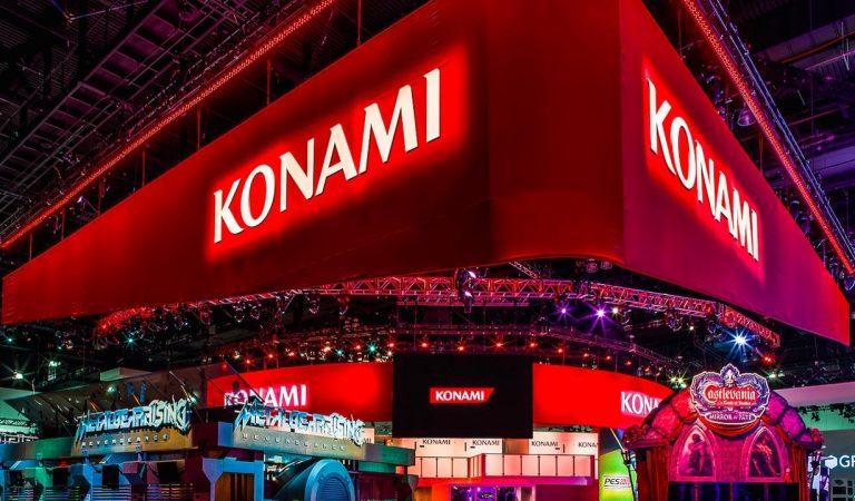 Konami non sviluppa più videogiochi. Sarà vero? L'azienda smentisce