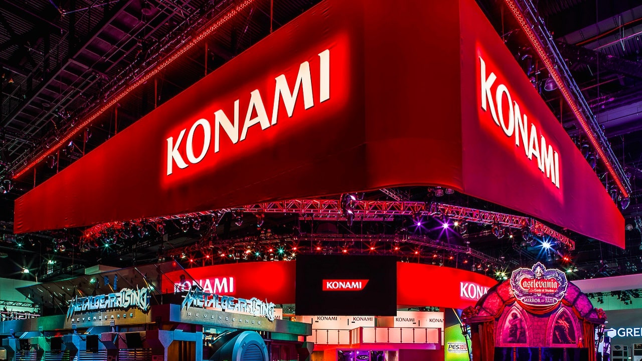 Konami non sviluppa più videogiochi. Sarà vero? L'azienda smentisce thumbnail