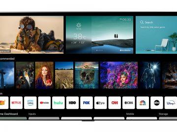 lg webos 6.0 nuovo sistema operativo smart tv