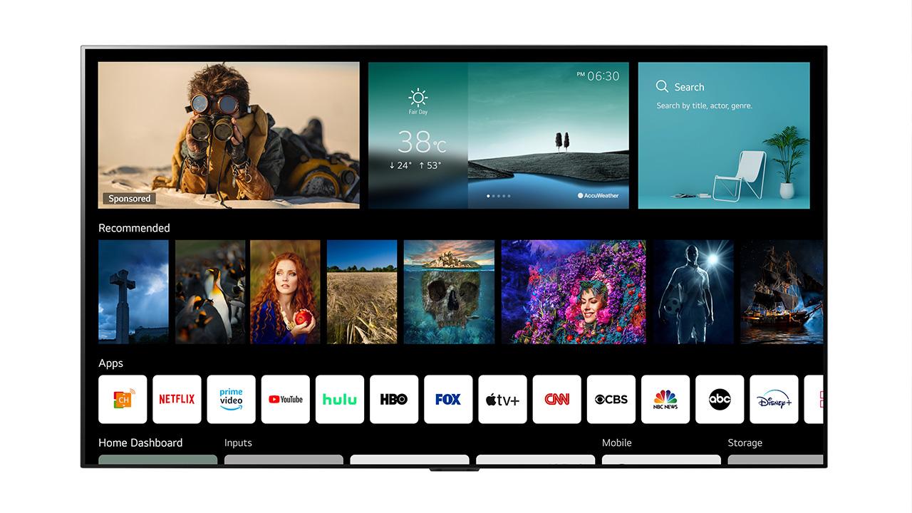 Arriva webOS 6.0, il nuovo sistema operativo per le smart TV LG thumbnail