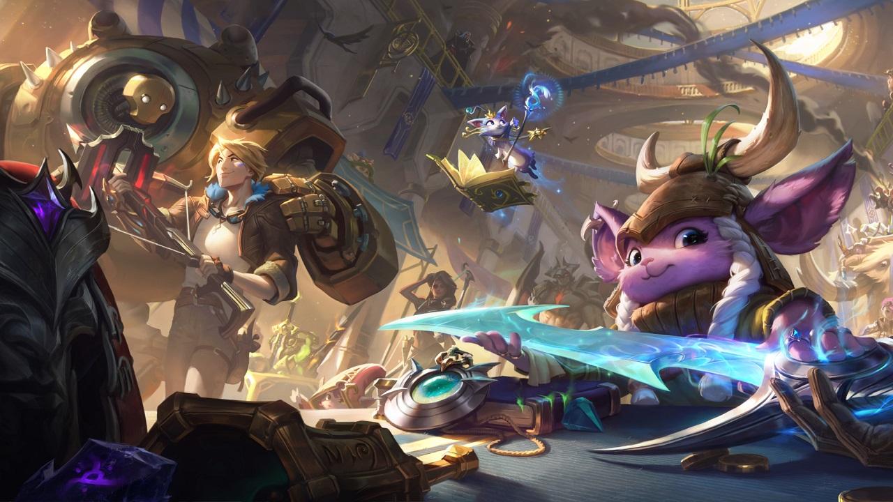 Riot Games festeggia l'inizio della stagione 2021 di League of Legends thumbnail