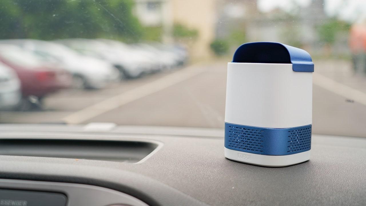 Al CES 2021 arriva un purificatore d'aria da portare ovunque: LUFT Duo thumbnail