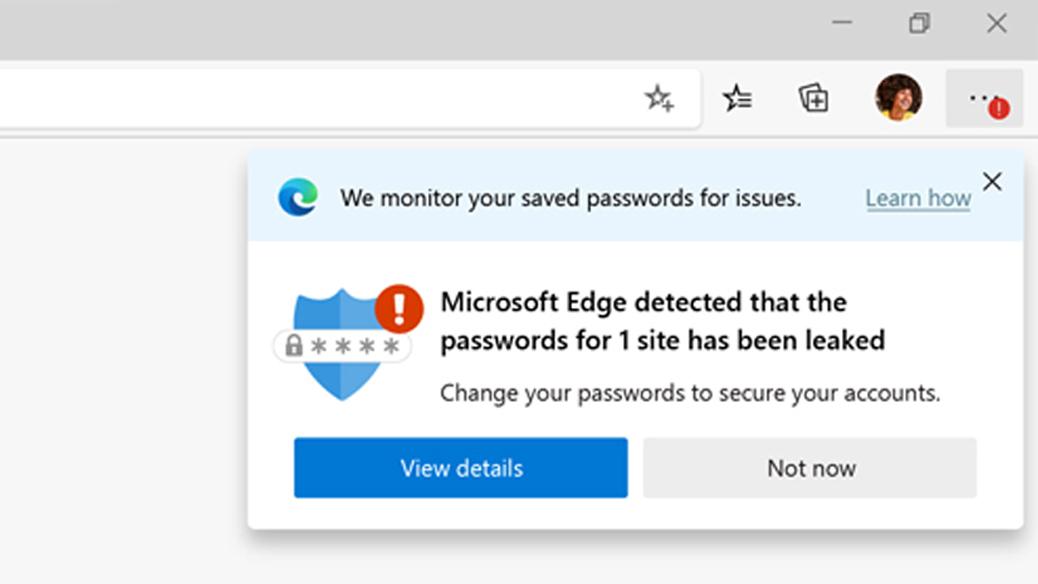 Password Monitor, un'ulteriore sicurezza per Microsoft Edge
