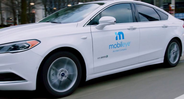 mobileye intel guida autonoma ces 2021