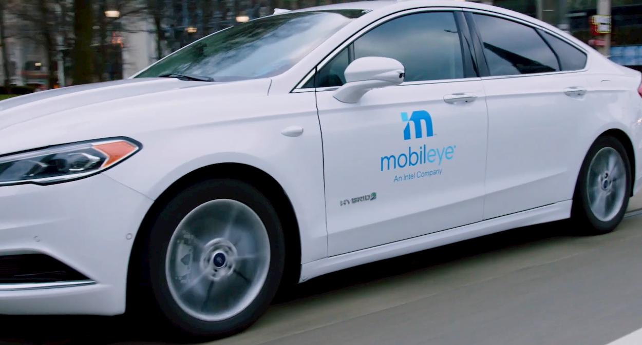 Mobileye parla del futuro della guida autonoma thumbnail