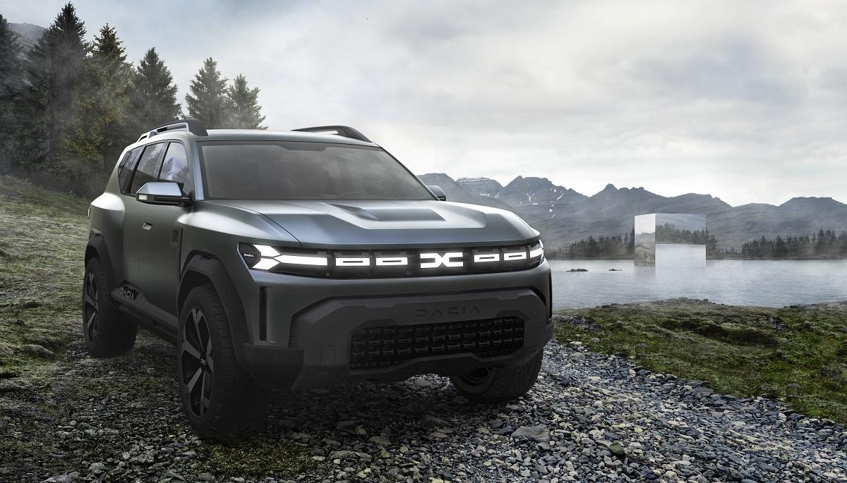 Dacia Bisgter, il concept di uno dei primi nuovi modelli Renault del 2021