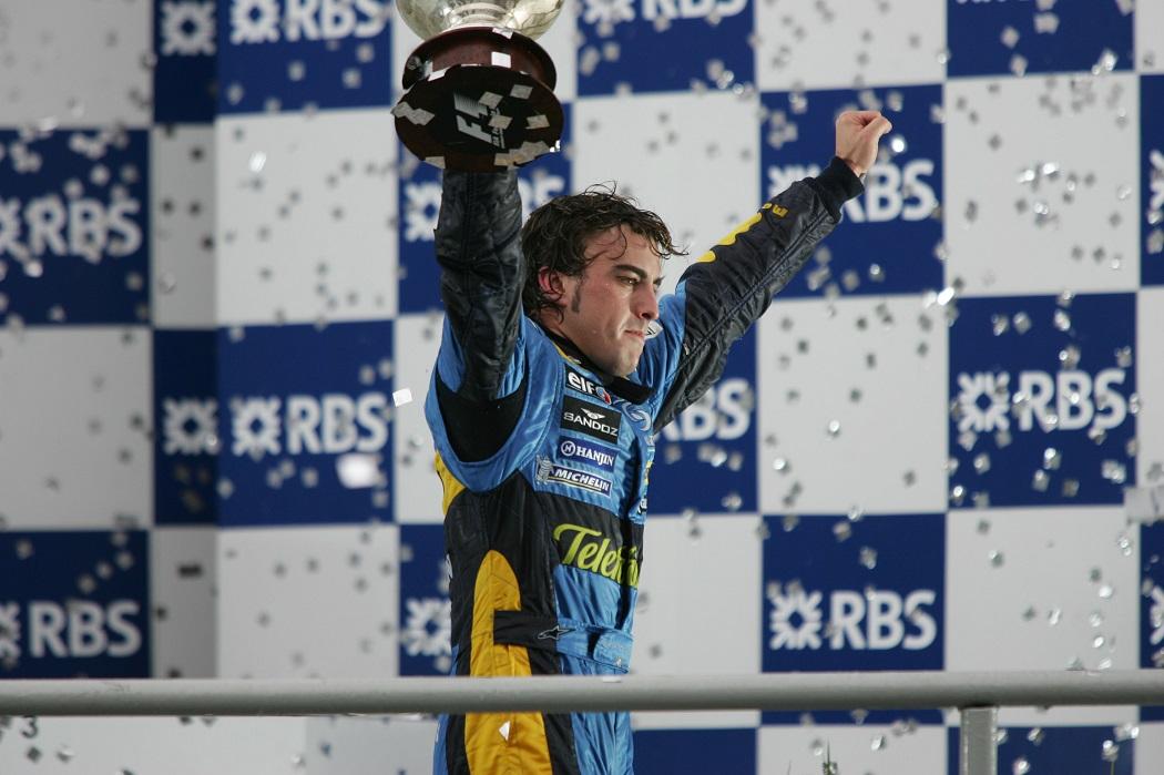 Fernando Alonso, il nuovo pilota Alpine F1 per il 2021