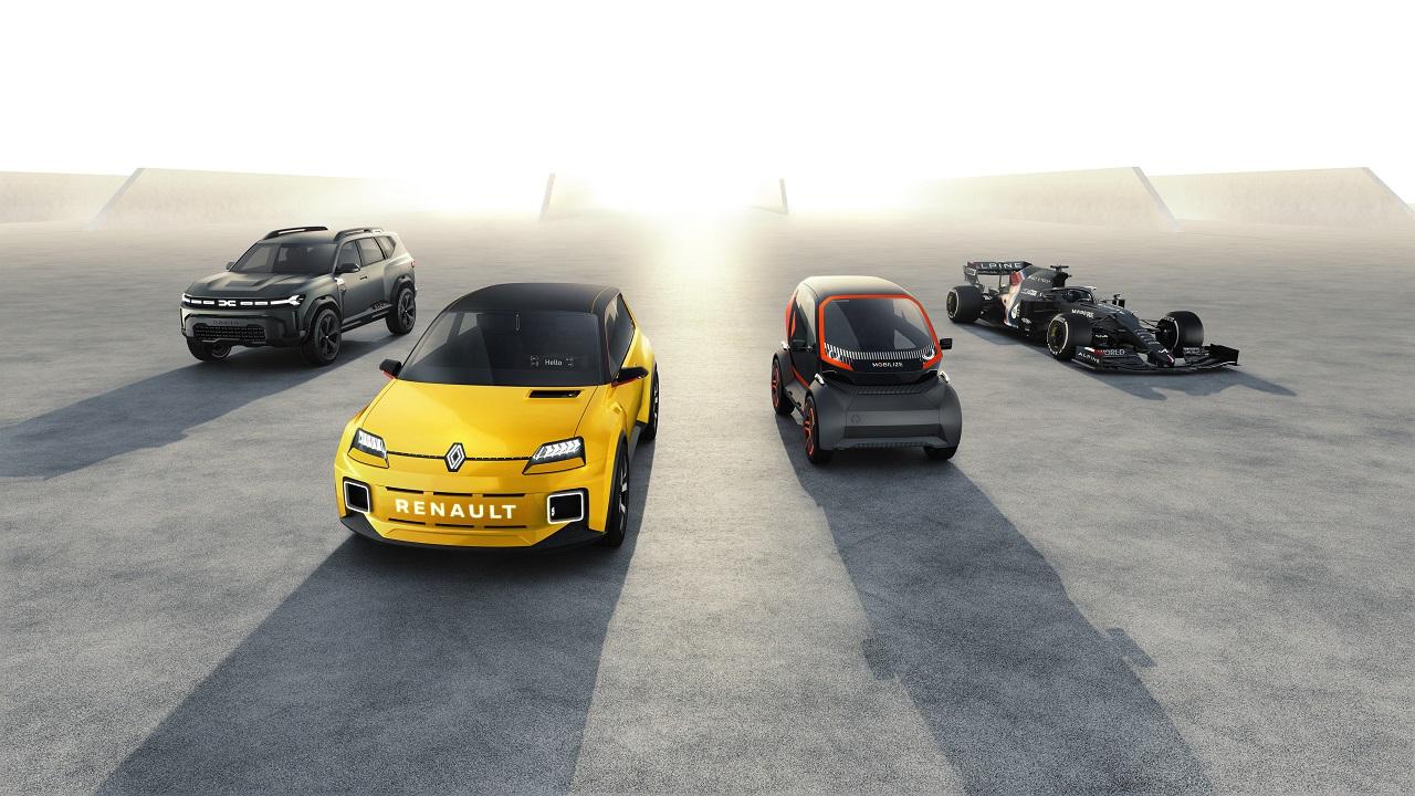 """""""Renaulution"""", la rivoluzione del Gruppo Renault tra elettrificazione e F1 thumbnail"""