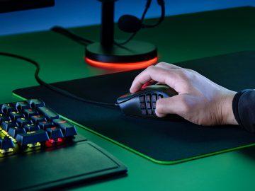 Il nuovo mouse gaming Razer Naga X