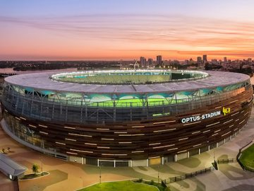 Nokia porta il 5G all'Optus Stadium in Australia