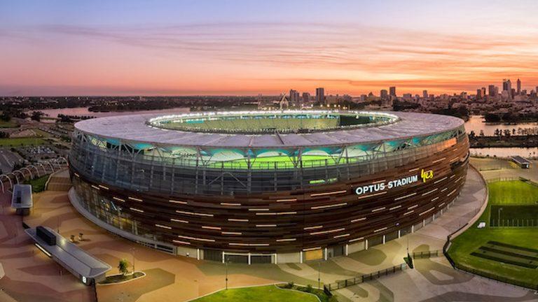 Nokia porta il 5G all'Optus Stadium in Australia