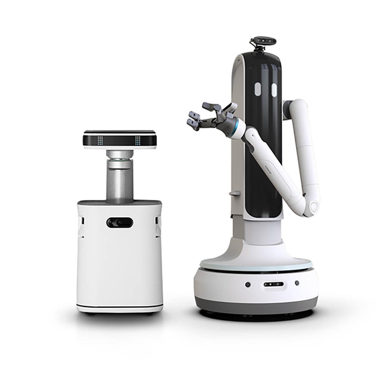 samsung robot ces 2021