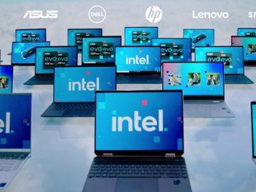 nuovi processori intel CES 2021 - copertina