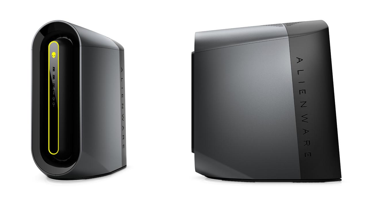 Il nuovo Alienware Aurora Ryzen Edition R10