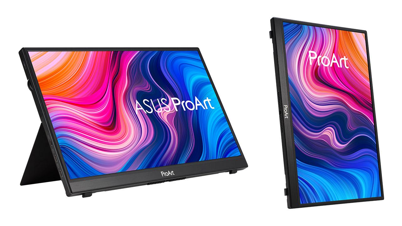 nuovo monitor portatile asus proart