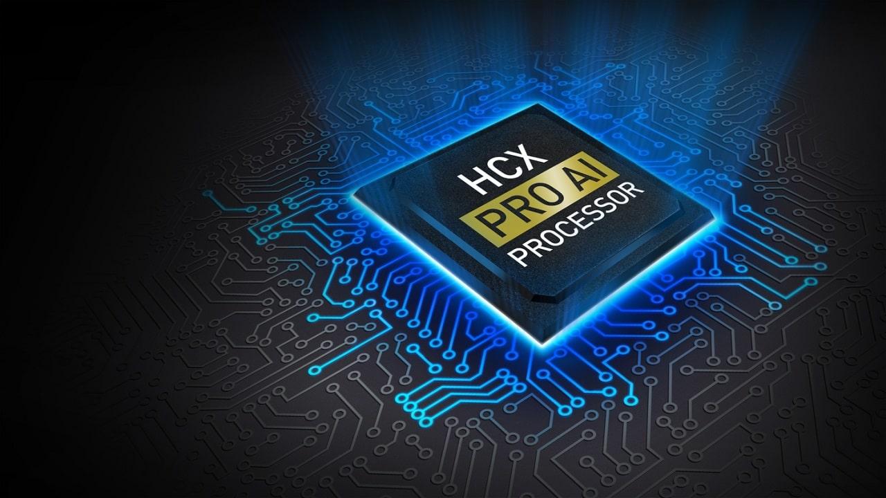 panasonic jz2000 hcx processore