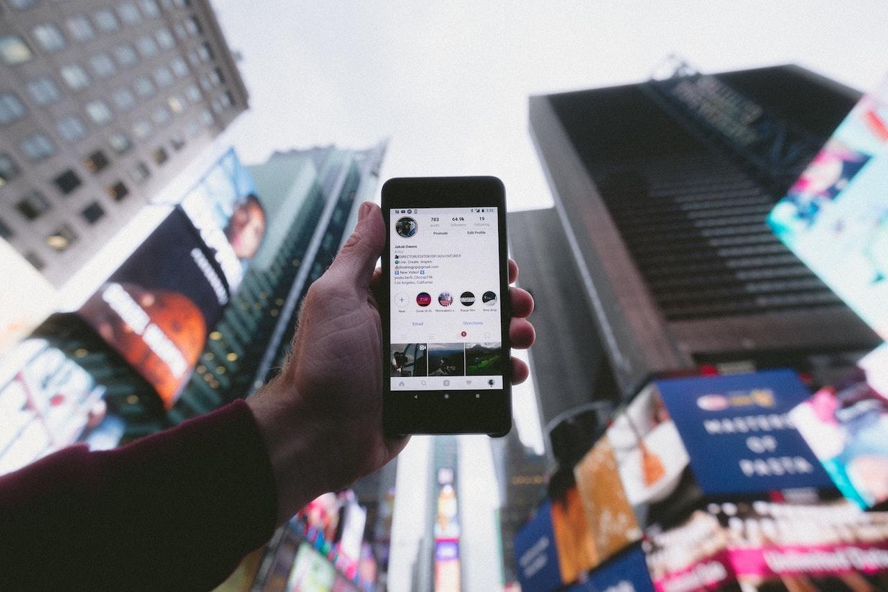Instagram come fuziona e come si usa interfaccia