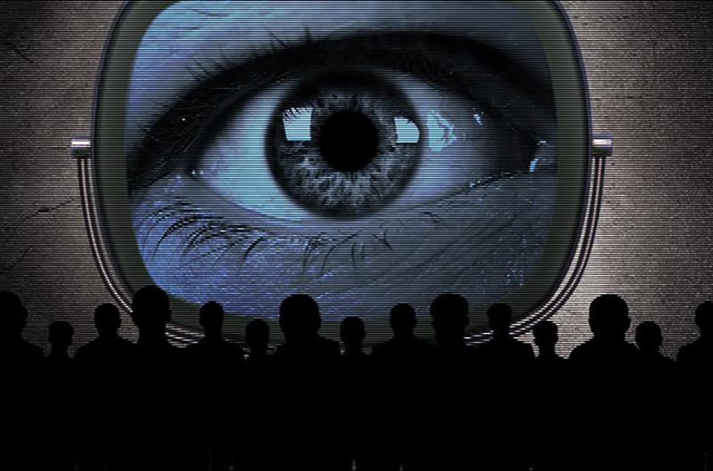 schermo occhio 1984