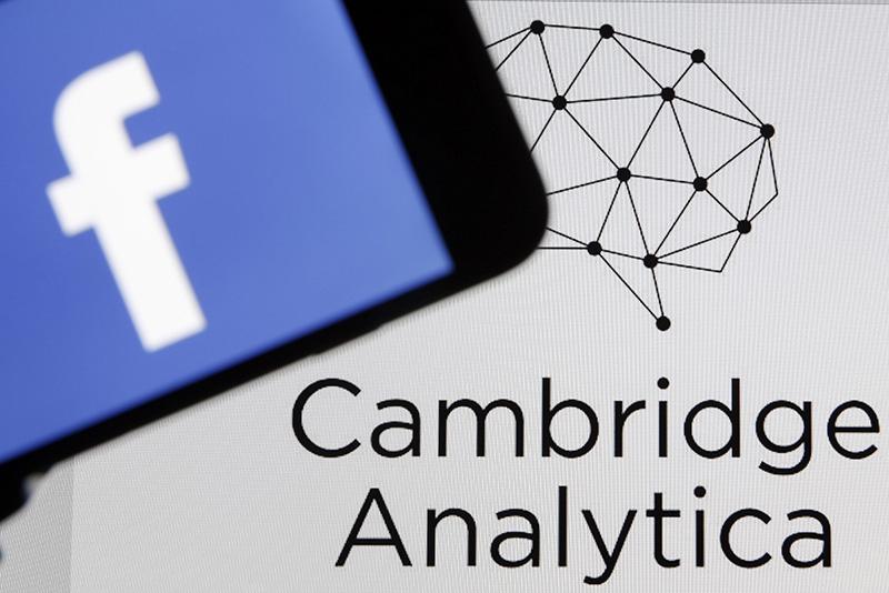 logo facebook cambridge analytica