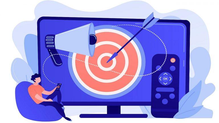 pubblicità smart tv